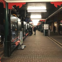 Photo taken at Gloucester Green Bus Station by Carlos V. on 1/5/2017