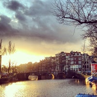 Foto tomada en Prinsengracht por Sara D. el 12/30/2012