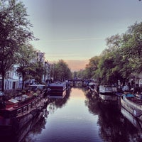 Photo taken at Amsterdam Canals by Sara D. on 9/19/2013