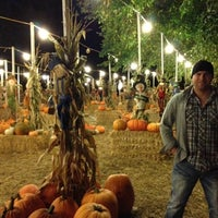 Photo taken at Clancy's Pumpkin Patch by Sheryl F. on 10/8/2012