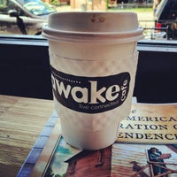 Photo taken at Awake Cafe by Dennis C. on 6/6/2015