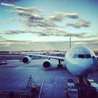 Das Foto wurde bei Frankfurt Airport (FRA) von Aga P. am 6/23/2013 aufgenommen