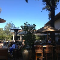 Photo taken at Veranda at Rancho Bernardo Inn by Ruben on 3/14/2013