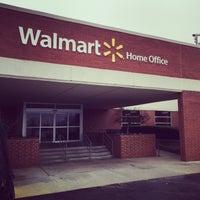 Photo taken at Walmart Home Office by Ruben on 12/19/2014