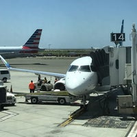 Photo taken at Gate 14 by Adrian L. on 6/29/2017