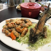 Photo taken at Embassy Chinese Restaurant by Adrian L. on 7/21/2018