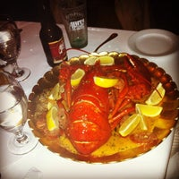 Photo taken at Creola: A New Orleans Bistro by Krys F. on 2/10/2013