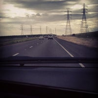 Photo taken at Interstate 5 by Krys F. on 4/4/2014