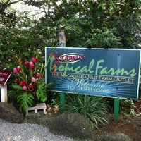Photo taken at Tropical Farms (Macadamia Nut Outlet) by Lisa K. on 10/2/2012