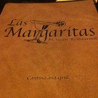 Photo taken at Las Margaritas by Kay R. on 3/21/2013