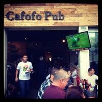 Foto tirada no(a) Cafofo Pub por Felipe D. em 6/15/2013