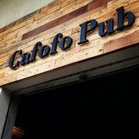 Foto tirada no(a) Cafofo Pub por Felipe D. em 3/28/2013