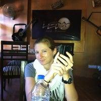 Photo taken at Leda Lounge Restaurant by Cameron C. on 5/29/2013