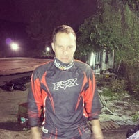 Photo taken at Minibike Motoclub NT by Stephen F. on 10/19/2013
