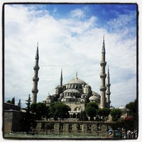 Photo taken at Sultanahmet Square by Stephen F. on 7/9/2013