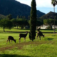 Photo taken at Camarillo Springs Golf Course by Mike C. on 12/23/2012