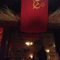 Photo taken at KGB Bar by Alli S. on 4/6/2013