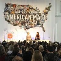 Photo taken at Martha Stewart Living Omnimedia by Amy P. on 10/22/2016