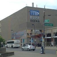 Photo taken at Rupp Arena by Trey W. on 5/19/2013
