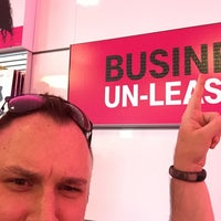 Photo taken at T-Mobile by EJ S. on 7/24/2015