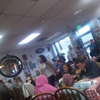 Photo taken at Flying Pie Pizzeria by Janel P. on 3/19/2013