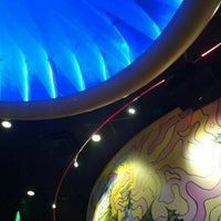 Photo taken at Mellow Mushroom by Chad J. on 3/19/2013