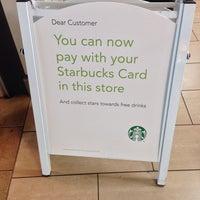 Photo taken at Starbucks by Ashley H. on 10/4/2013