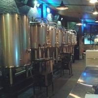 Photo taken at St.Georgie fresh beer @ Grahadi Bali by Supardi Yasa K. on 7/31/2013