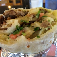 Photo taken at Tres Potrillos Taqueria by Hung T. on 10/1/2013