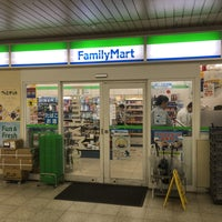 Photo taken at FamilyMart by George B. on 10/17/2016