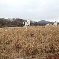 Photo taken at 에코랜드 삼다정원 by Kwan-Seob Y. on 1/16/2013