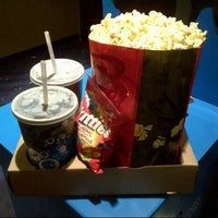 Photo taken at Cineplex Odeon South Edmonton Cinemas by akreea on 1/23/2013