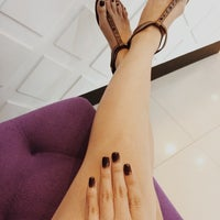 Photo taken at Luxurious Nails by akreea on 5/13/2014