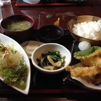 Photo taken at グリルこてつ屋 by teraminato m. on 4/2/2014