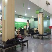 Photo taken at Permata Bank by primaningrat g. on 8/22/2017