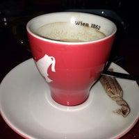 Photo taken at Caffe bar Galeb by Dario P. on 3/28/2014