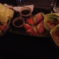 Photo taken at The Sushi Pirate by Erika T. on 6/28/2013