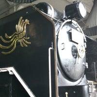 Photo taken at Umekoji Steam Locomotive Museum by Hidekazu I. on 3/31/2013