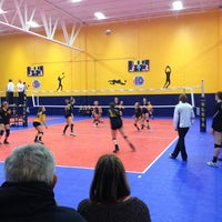 Photo taken at Great Lakes Volleyball Center by J. Scott M. on 2/24/2013