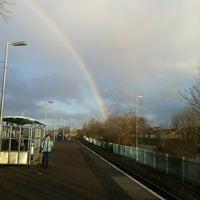 Photo taken at Exmouth Railway Station (EXM) by Elena on 12/7/2012