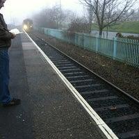 Photo taken at Exmouth Railway Station (EXM) by Elena on 1/10/2013