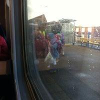 Photo taken at Exmouth Railway Station (EXM) by Elena on 5/9/2013