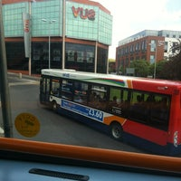 Photo taken at Exeter Bus Station by Elena on 5/31/2013