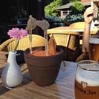 Photo taken at Auberge Du Bonheur Hotel Tilburg by Annette K. on 7/14/2014