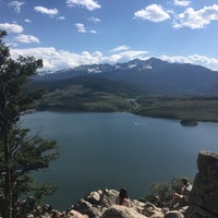 Photo taken at Sapphire Point Overlook by Daniel K. on 7/3/2017