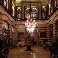 Foto tirada no(a) Pera Palace Hotel Jumeirah por Ergun B. em 3/21/2013