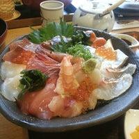 Photo taken at 割烹ことぶき by ジュン J. on 9/17/2012