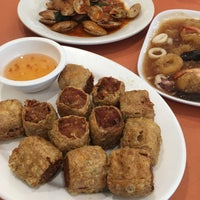 Photo taken at ร้านอาหารปราสาททอง by UnspecialMe N. on 11/5/2016