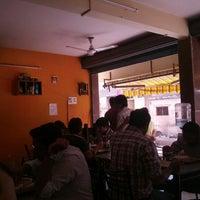 Photo taken at Kakaji by Akshay T. on 12/19/2012