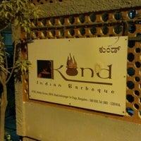 Photo taken at Kund Restaurant by Ranal N. on 11/23/2012